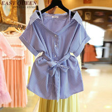 2017 women tops blouses new fashion women blouses short sleeve fashion clothes china women business casual