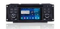 S160 android 4.4.4 car dvd player dla jeep grand cherokee/wrangler/liberty car audio stereo multimedia gps głowy jednostka