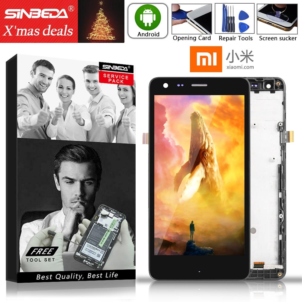 Original Para Xiaomi Redmi 2 2A 2 Pro Display LCD Com Quadro Digitador Assembléia OEM Painel LCD de Pixel Não Morto peças de Tela De toque #