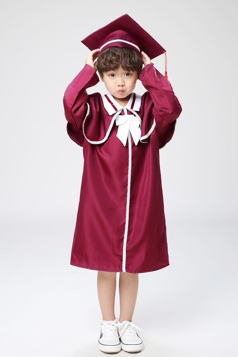 Kindergarten Primary Students Chorus Shawl Kids Academic Dress Girls ...