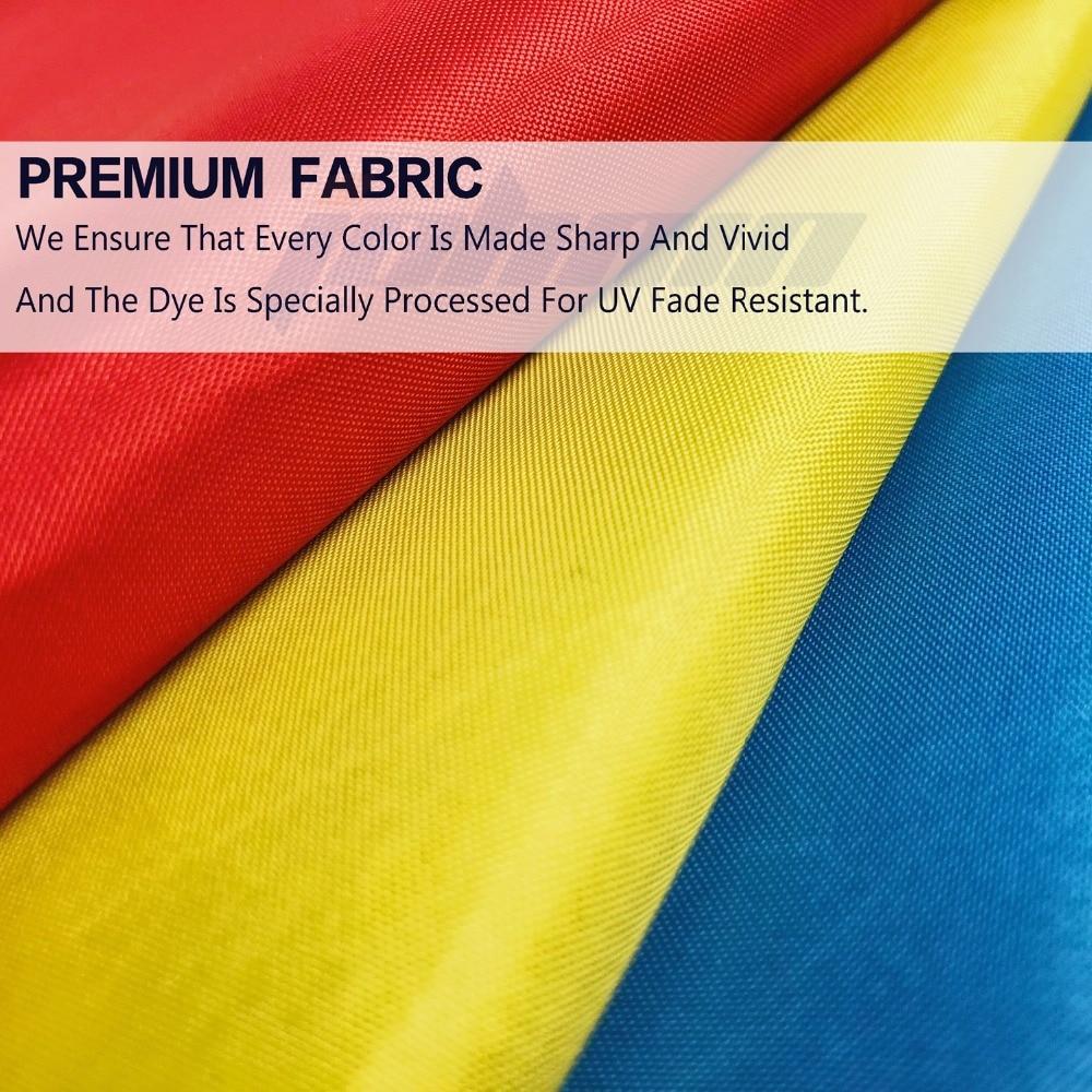 Flaglink 90*150cm Jamaica JAM .jm Bob Marley Freedom Flag-5