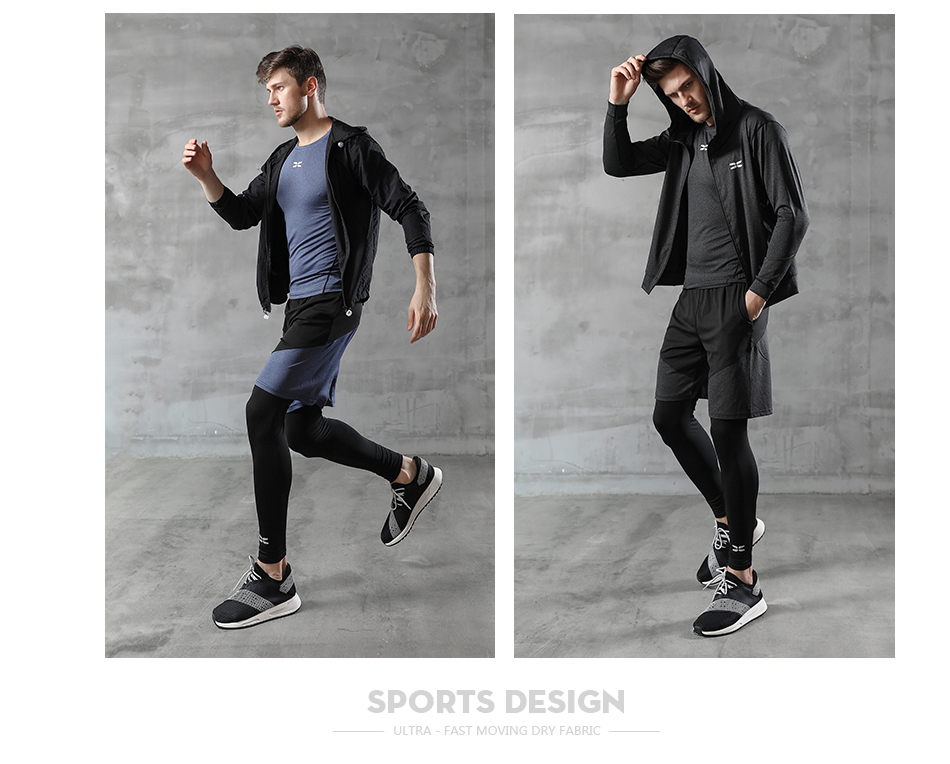 HTB1gHrDaUKF3KVjSZFEq6xExFXaj WorthWhile 5 Pcs/Set Men's Tracksuit Compression Sports Wear for Men Gym Fitness Clothes Running Jogging Suits Exercise Workout