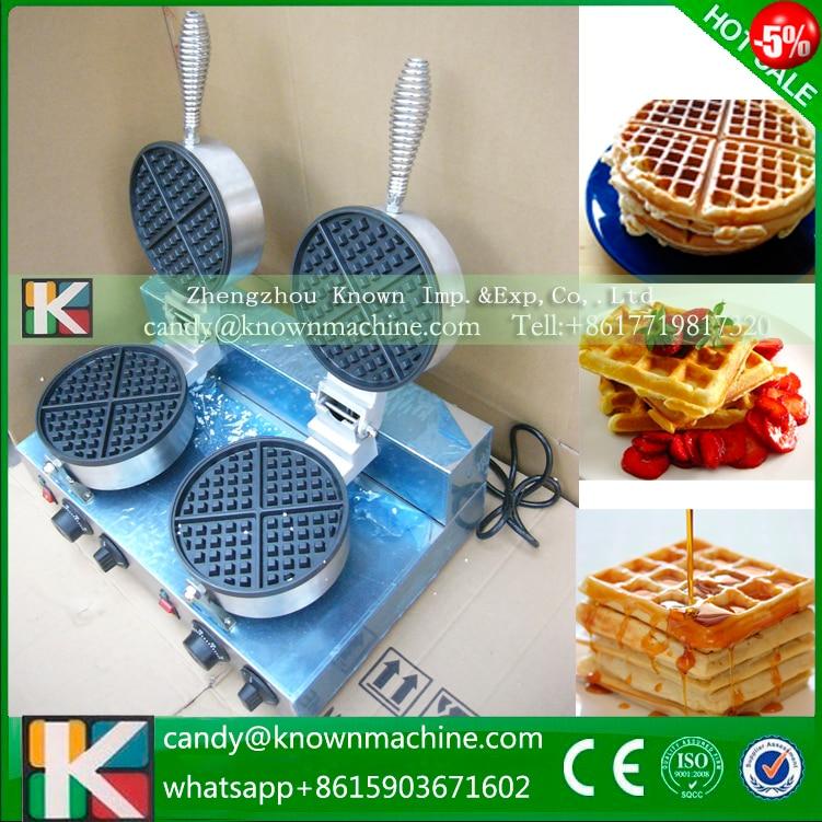 Heart Shape Waffle Maker Machine Baker