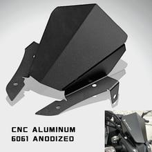 Motorcycle accessories CNC Front Windshield Windscreen Upper Mount Bracket For Yamaha MT07 MT-07 MT FZ 07 FZ07 2013-2017 2016