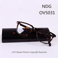 NDG 1 P Spectacle Glasses Frame Optical Computer Glasses Men Women OV5031 Eyeglasses Frame Oculos De