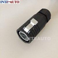 Лучший 4-контактный разъем  водонепроницаемое IP68 герметичное высокое качество штепсельная розетка
