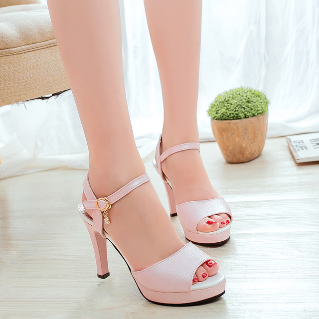 Aliexpress.com : Buy Summer Women Sandals 2017 With Buckle ...