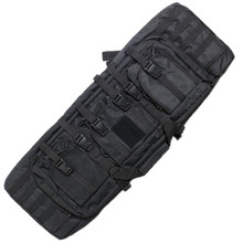 100 cm Al Aire Libre de la Caza Táctico Militar Caza Mira Telescópica Arma Paquete Cuadrado Bolsa de Transporte Funda de Protección Accesorios Mochila 1000D