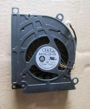 Novo Original Para MSI 16F1 16F2 16F3 1761 1762 GX660 GT680 GT683 GT60 GT70 ventilador de refrigeração da cpu, frete Grátis!!