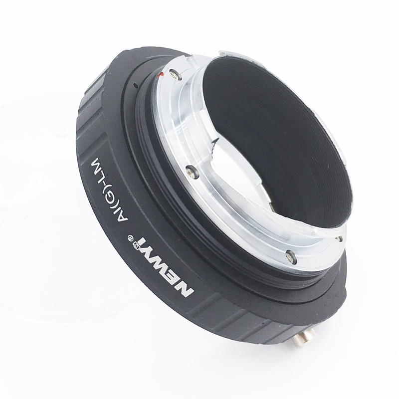 Image 4 - NEWYI Adapter For N ikon Ai F G Af S Mout Lens To FM Lm L/M Camera New Camera Lens Ring Accessories-in Lens Adapter from Consumer Electronics