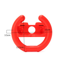 Joy-con Steering Wheel For Nintend Switch Controller Handle Hand Grip Holder Left Right Joystick Steering Wheel Game Accessories