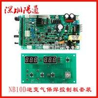 Inverter Gas Shielded Welding Machine Circuit Board Accessories NB10D Control Circuit Board NBC/MIG 200 Motherboard