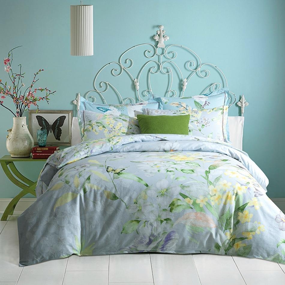 online kaufen gro handel gelbe blume bettw sche aus china. Black Bedroom Furniture Sets. Home Design Ideas