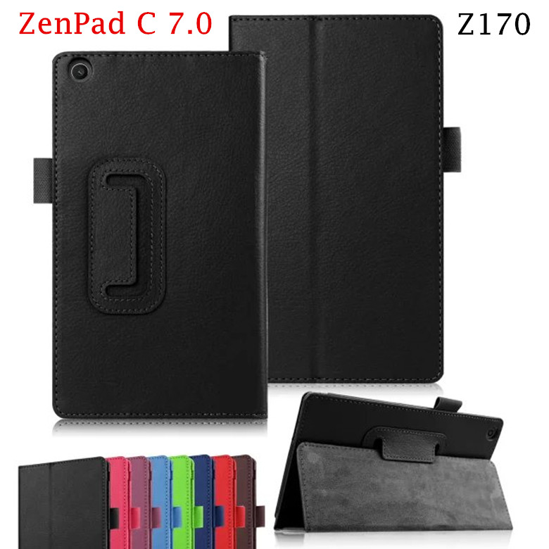 Folio Cover Case For Asus ZenPad C 7.0 Z170 Z170C Z170CG Z170MG 7
