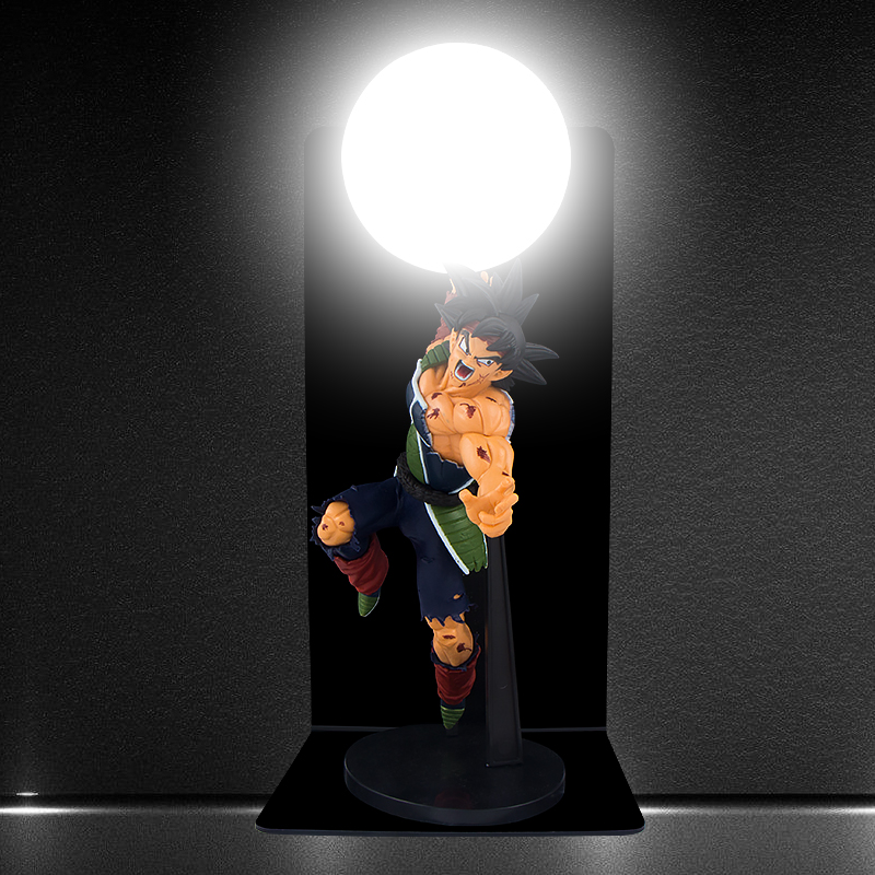 Lights & Lighting United Leedome Dragon Ball Z Son Goku Genki Damaspirit Bomb Table Lamp Luminaria Led Night Light Room Decorative Lighting Holiday Led