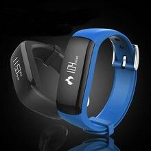 P6 IP67 вода-пуф Интеллектуальный спортивные умный Браслет мониторинга сна шаг многофункциональный здоровья Smart Band