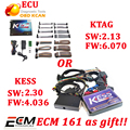 Maestro KESS ECU Chip Tuning kess v2 V2.30 Firmware V4.036 firmware 6.070 sin tokens ktag ktag v2.13 diagnóstico limitado herramienta