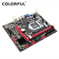 Colorful c. h81m plus v23 motherboard matx mainboard systemboard para intel lga 1150 ddr3 placas para o desktop