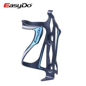 EasyDo алюминиевый сверхлегкий дизайн с боковой загрузкой, гладкая форма, прочный велосипед, Велоспорт, держатель для бутылки с водой 47 г