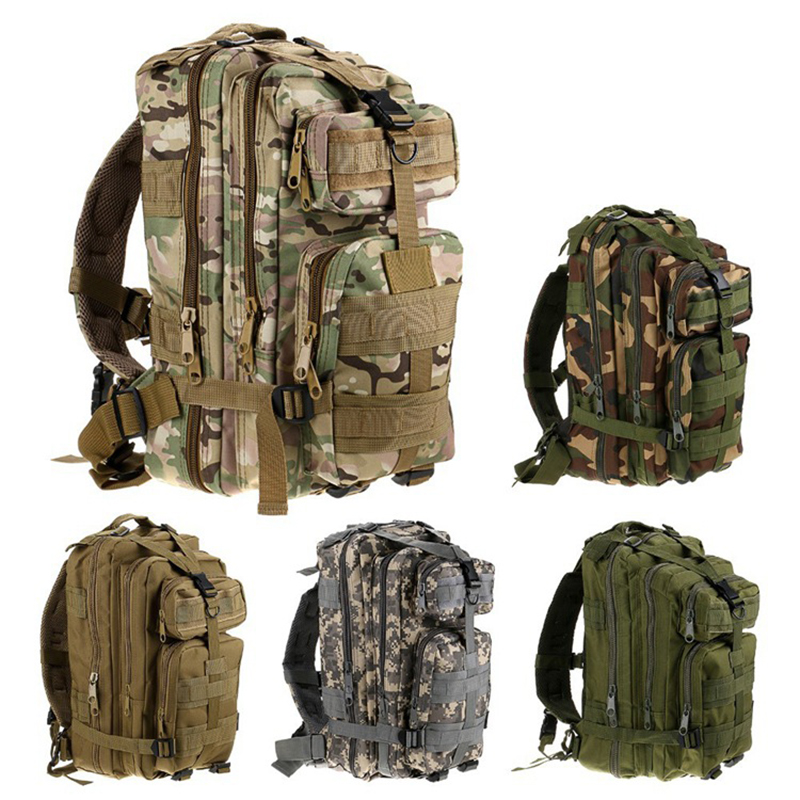 Tactical Backpack Military Army Molle Backpack Bag Rucksack Bug Assault Backpack Outdoor Sport Camping Hunting Hiking Bag lqarmy 3 day expandable backpack with waist pack large rucksack tactical backpack molle assault bag for day hiking tan