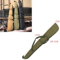 軍事戦術狩猟アクセサリー戦術ショットガンケース銃範囲スリップパッド入り保護バッグ運ぶヘビーデューティー銃ケー