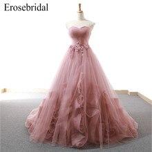 2018 Autumn New Ball Gown Wedding Dress Elegant Sweetheart Bodice White  Ivory Vestido De Noiva Lace 63eff997a509
