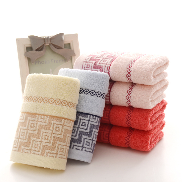 Embroidered Terry Cloth Hand Towels: Aliexpress.com : Buy 2pcs/set 34*74cm 100% Cotton Terry