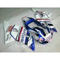 full fairing kit for YAMAHA R6 1998 1999 2000 2001 2002 R6 blue black YZF R6 fairings set 98 01 02 #3295