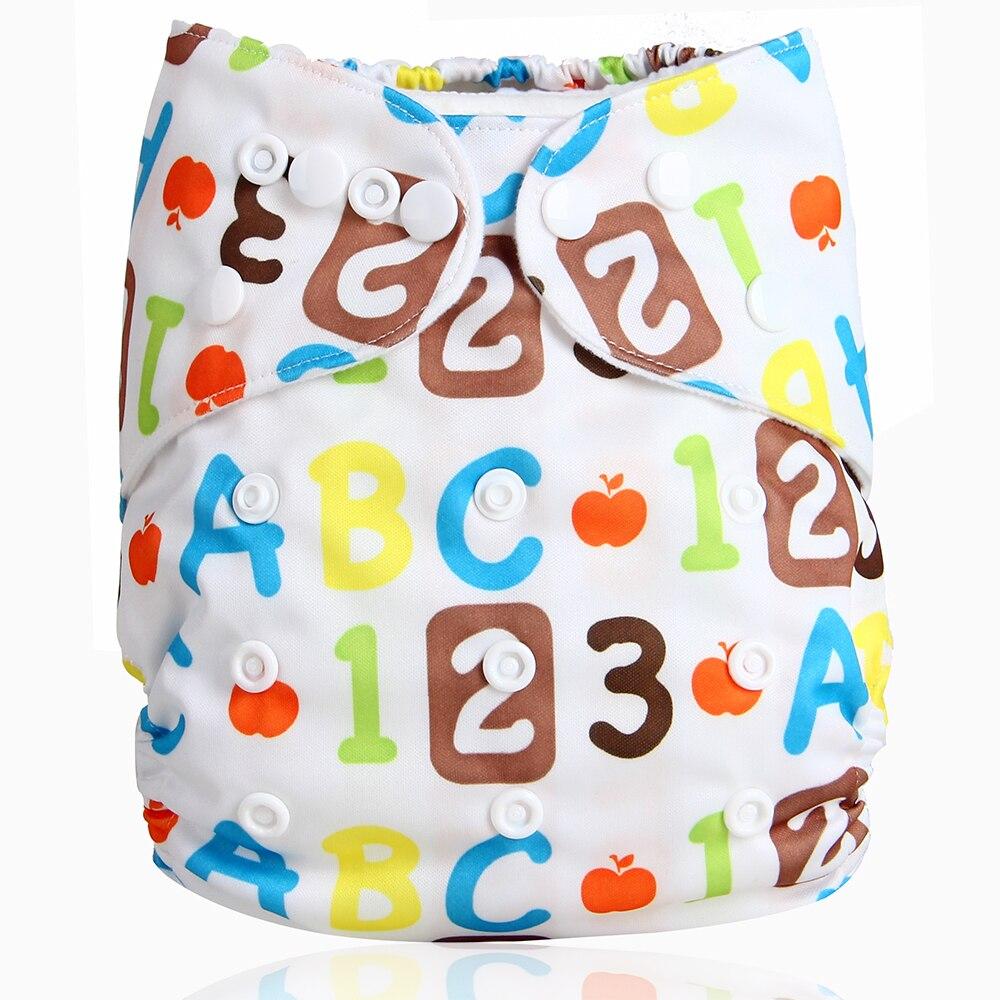 лидер медведь/детские тканевые многоразовые подгузники карманные подгузники стирать современная ткань подгузник пул подгузник костюм от 0 до 2 лет 3-15 кг