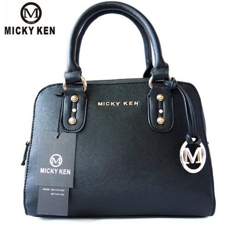 MICKY KEN Brand Designer Women Messenger Bags Pillow Handbags Female Shoulder Ba