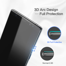 FLOVEME 3D Arc 9H Tempered Glass for Samsung Galaxy Note 8