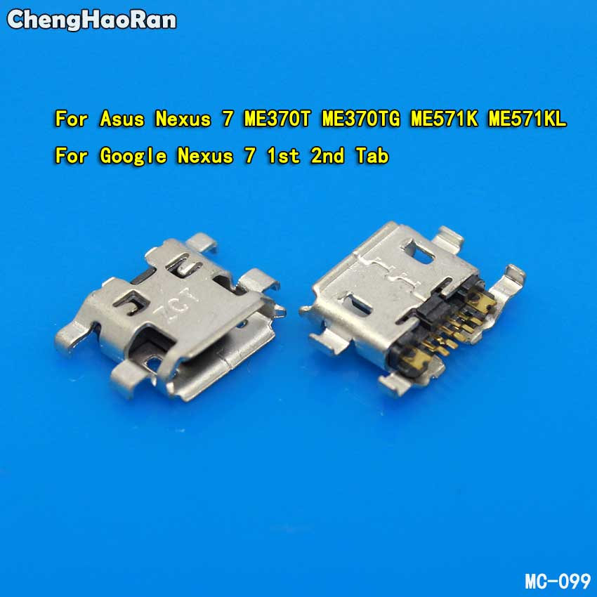 ASUS Google Nexus 7 ME370TG Micro usb DC CHARGING Connector Socket Port