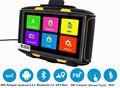 5 дюймов Android 4.4.2 GPS Мотоцикла Водонепроницаемый MT-5001 Prolech с Wi-Fi, Google Player скачать ПРИЛОЖЕНИЕ, Bluetooth, FM Передатчик