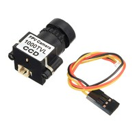 Eachine 1000TVL FPV Mini Camera 2 8mm 1 3 CCD 110 Degree Lens NTSC PAL Switchable