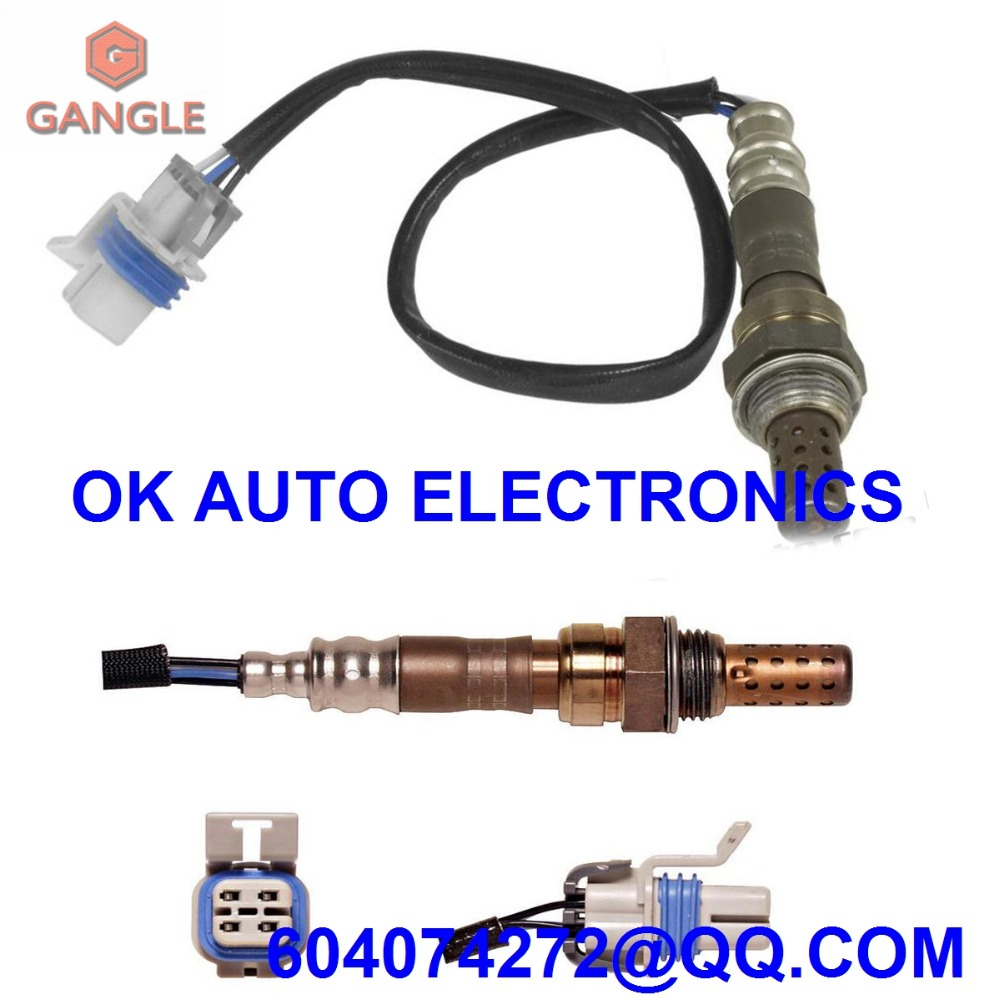 Oxygen Sensor Lambda AIR FUEL RATIO O2 sensor for BUICK CADILLAC CHEVROLET  GMC ISUZU PONTIAC SAAB SATURN 234 4651 8125731680-in Exhaust Gas Oxygen  Sensor ...