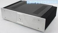 WA60 Full Aluminum Amplifier Enclosure /Mini AMP Case/ Preamp Box /DAC Chassis