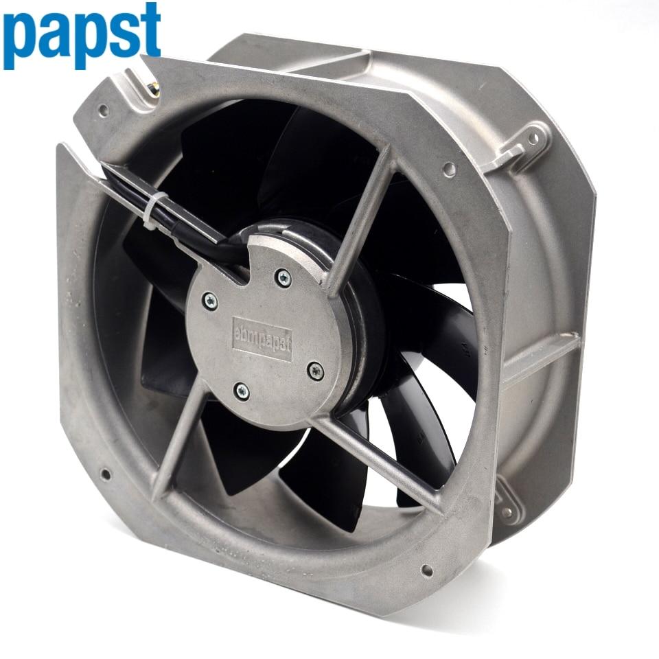 W1G200-HH01-52 22.5CM 48V 55W double ball bearing fan axial cooling fan sunon sf 8025 at ac 220 axial flow fan 2082 hbl industrial cooling fan 2 wires 80 80 25mm double ball bearing