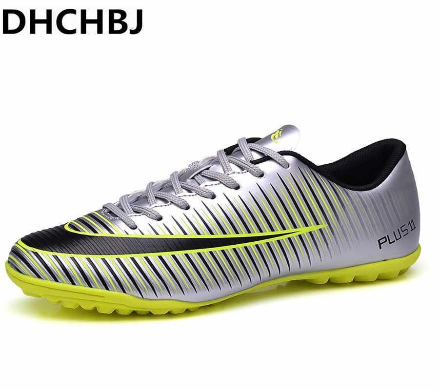Men Indoor Soccer Shoes Hard Court