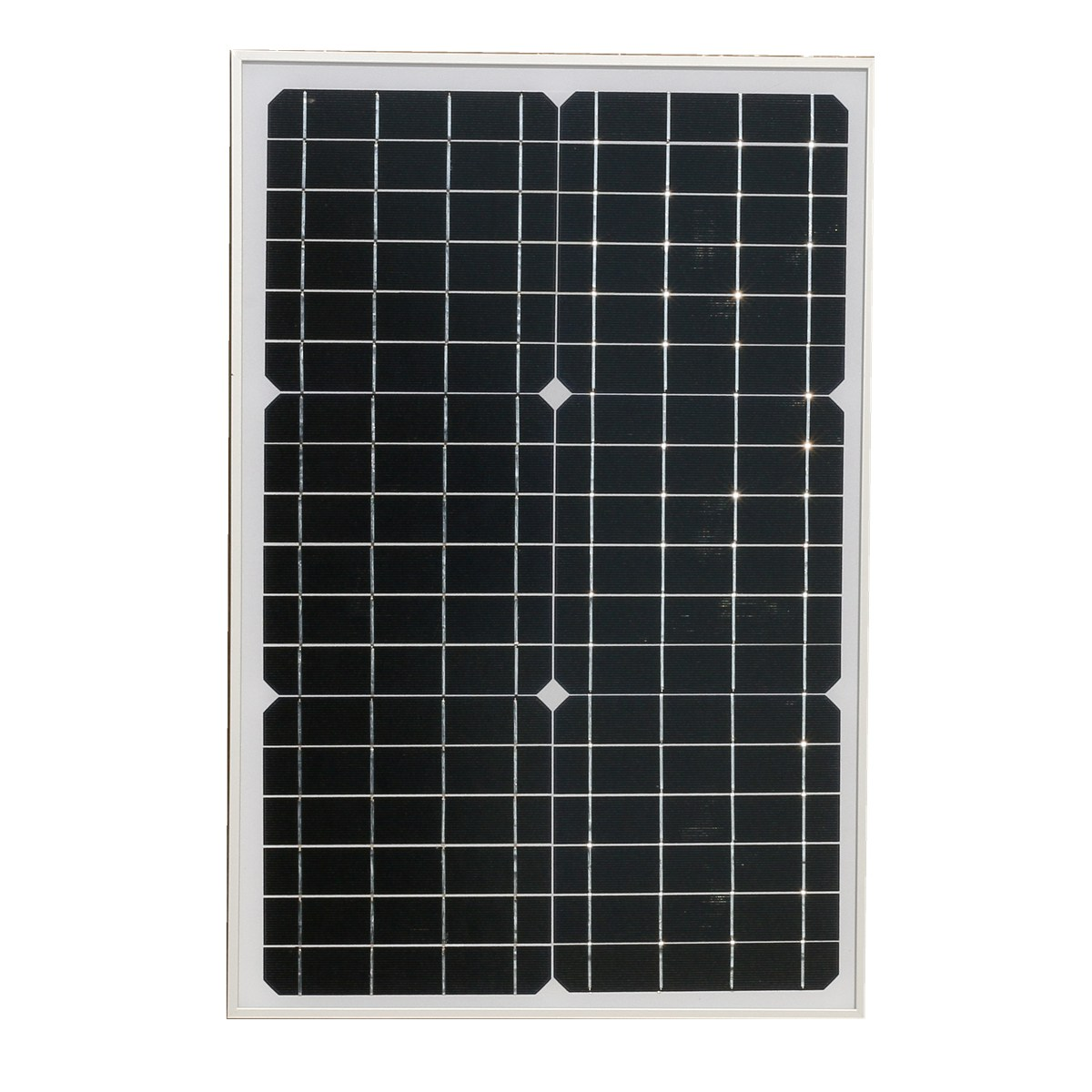 KINCO 25W 18V Monocrystalline Silicon Solar Panels High Conversion Rate DIY Steady Solar Panel For Car Battery RT Boat
