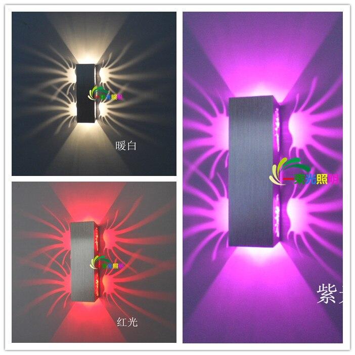 85 265V 2w LED font b Lighting b font Indoor font b Wall b font KTV Résultat Supérieur 15 Beau Applique Murale Led Chambre Galerie 2017 Hzt6