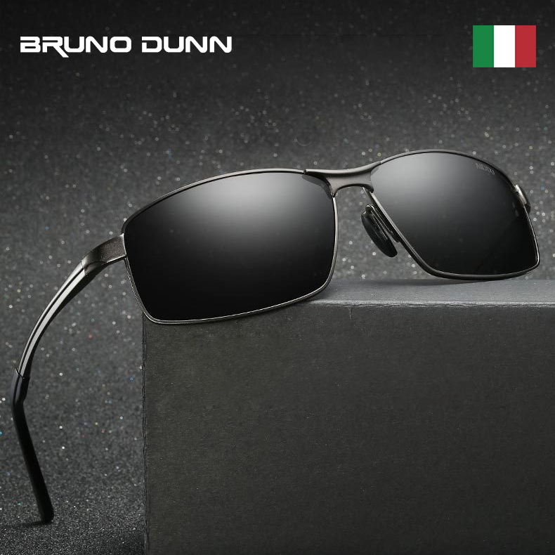 2018 New Aluminum Polarized Sunglasses Men Sports Mercedes brand Sunglases  Driving oculos de sol masculino original polarizado faa8d5d2fd
