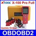 Original XTool X100 Pro Auto Clave Programador X 100 Pro X-100 X100 + Versión Actualizada Pro ECU y Inmovilizador Programador Actualización en línea