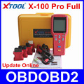 Original XTool X100 Pro Auto Key Programmer X 100 Pro X100+ Updated Version X-100 Pro ECU & Immobilizer Programmer Update Online