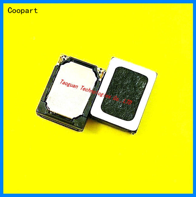 2pcs/lot Coopart New Ringer Buzzer Loud Music Speaker Replacement Parts For Cubot Dinosaur / Magic Top Quality