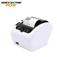 Issyzonepos 80mm Thermal Printer Receipt Barcode Auto Cutter Restaurant Mall Kitchen Hotel Monitor Queue Indicator Windows цена в Москве и Питере