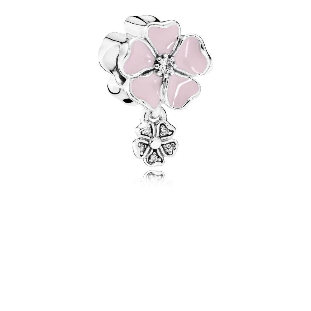 charms pandora fiori