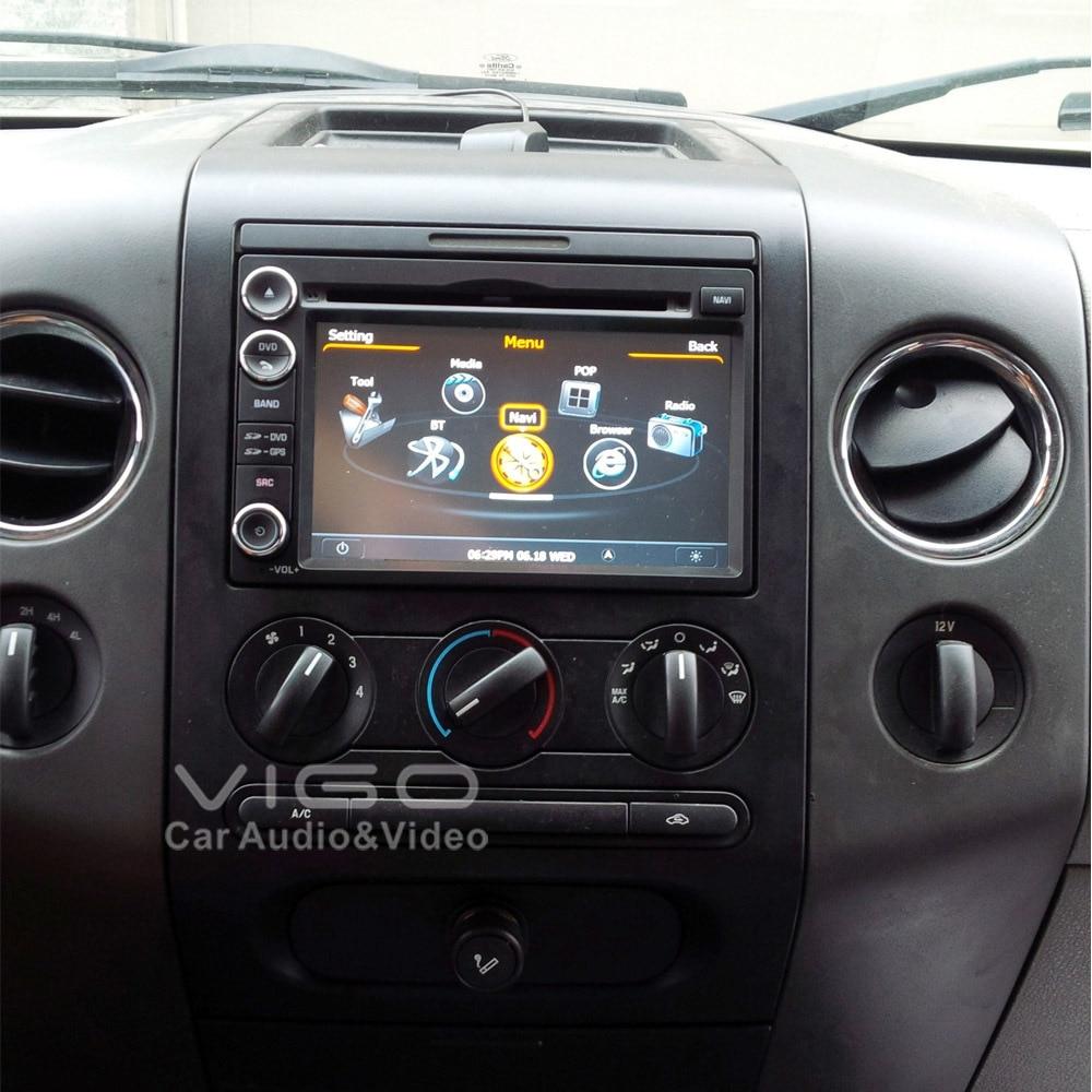 Car Stereo Gps Navigation For Ford F  Fusion Explorer Expedition Edge Radio Dvd Player Multimedia Headunit Sat Nav Autoradio In Car Multimedia Player