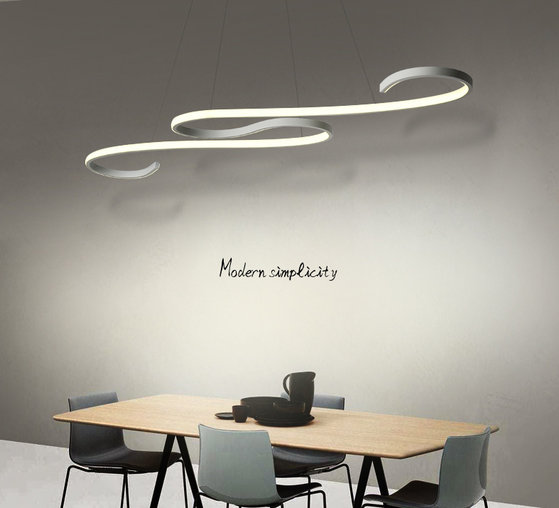 ZYY Simple Acylic Fireflies Pendant Light For Home Living Room Restaurant Study Room Modern Coffee shop LED Artistical