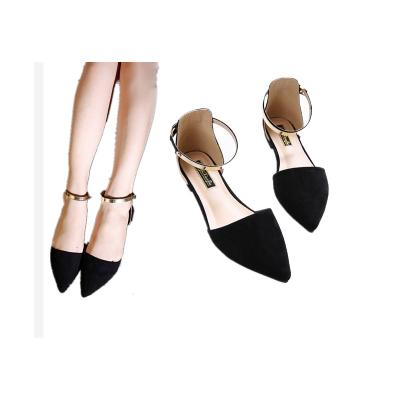 NEW Ankle Strap Heels Women Sandals Summer Shoes Woman Pointed Toe Pumps Med High Heels Pointed Toe Shoes Dress Big Size 42 lady big size 4 15 elegant summer glitter buckle strap soft pointed toe thin high heeled sandals shoes women pumps 5colors girls