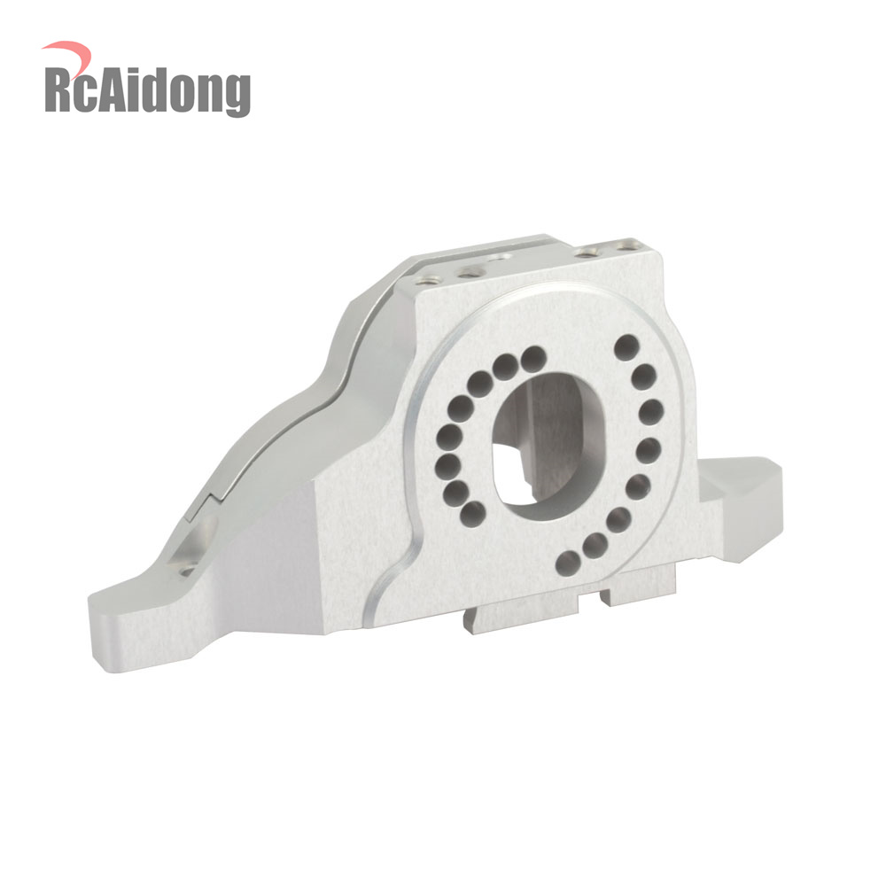 Image 2 - RC 1/10 Aluminum TRX4 Motor Mount Heat Sink for 1/10 RC Traxxas Trx4 TRX 4 Upgrade Parts TRX4 #8290-in Parts & Accessories from Toys & Hobbies